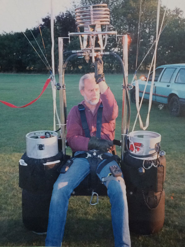 Homebuilt 'Air Chair' – The Zebedee List